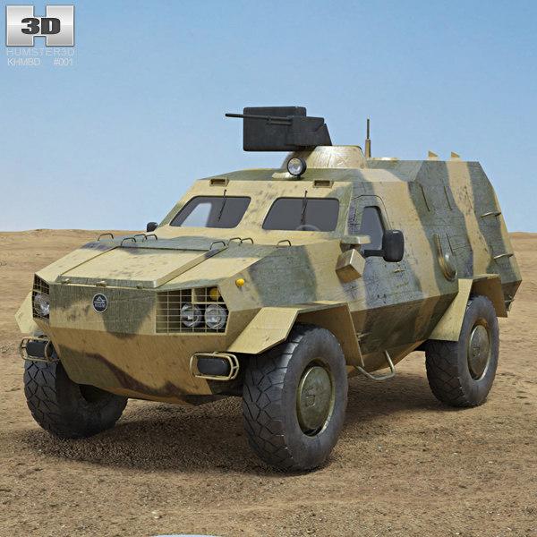dozor dozor-b b 3D model