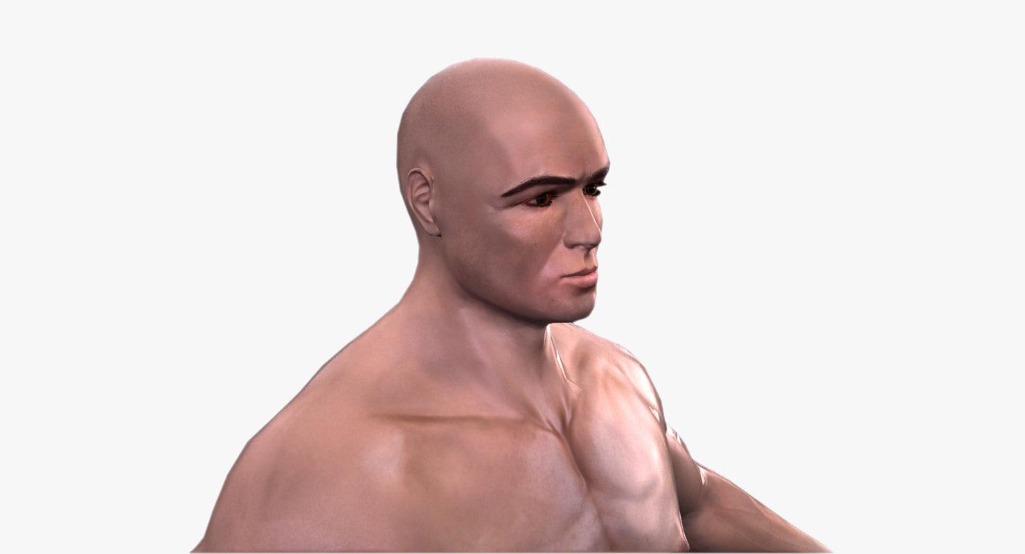 3D man real