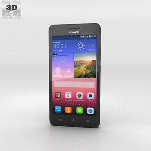 huawei ascend g620s 3D model