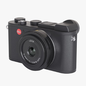 3D photoreal mirrorless camera leica