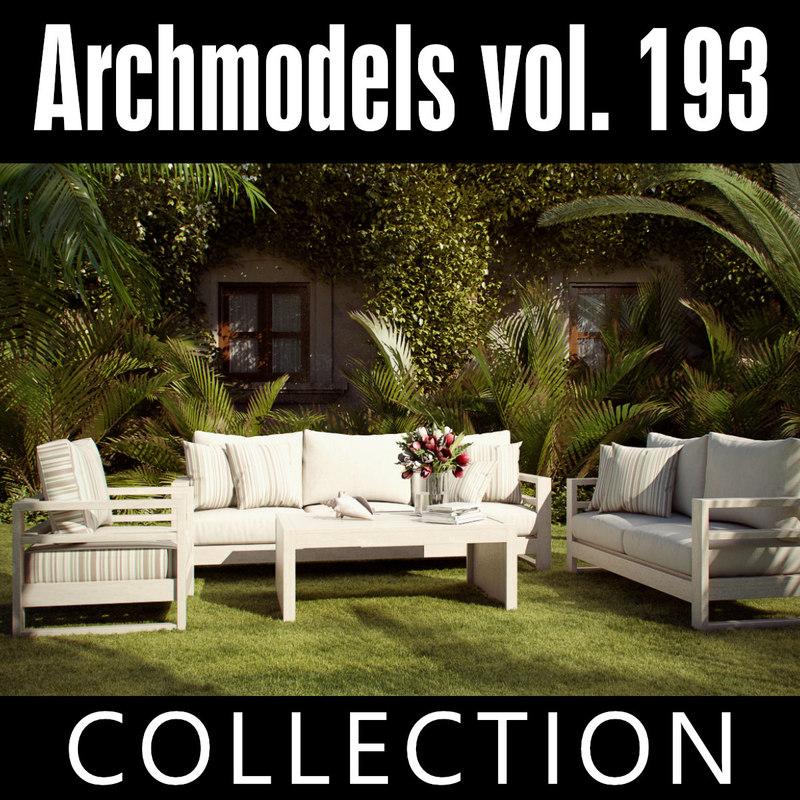 archmodels vol 193 model