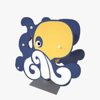Playground Spring - Octopus2