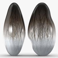 3D model vessel gallery - ore