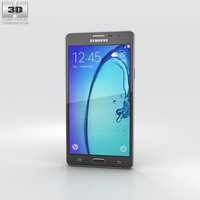3D model samsung galaxy on7