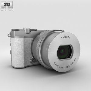 nikon 1 j5 3D model
