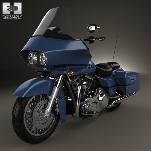 Harley Turbo Review: Harley Davidson Harley-davidson 3D