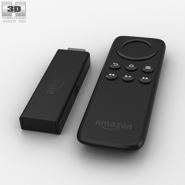 3D tv amazon stick model