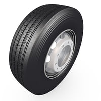 Truck or Bus tire 1