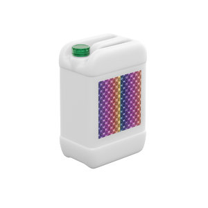 3D model jerrycan - 5000ml 5