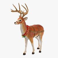 reindeer 08 3D model