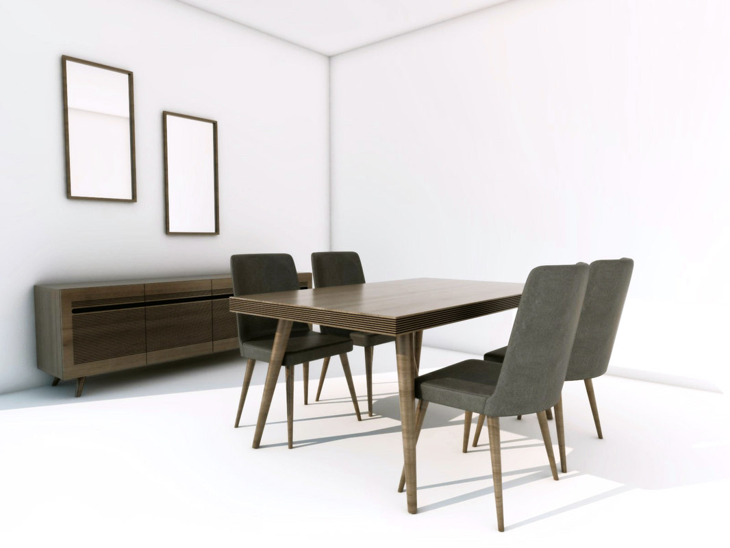 table console model