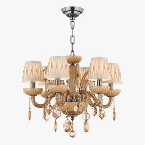 3D chandelier md 39070-6 osgona