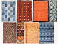 Vintage turkish kilim rugs vol 05