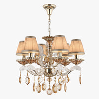 3D chandelier md 89228-6 osgona