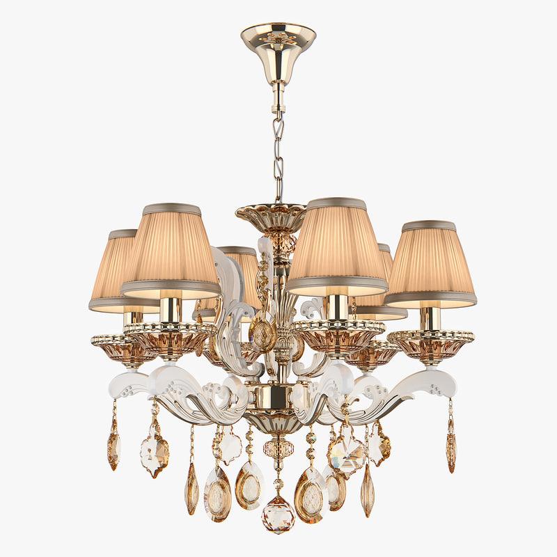 3D chandelier md 89228-6 osgona