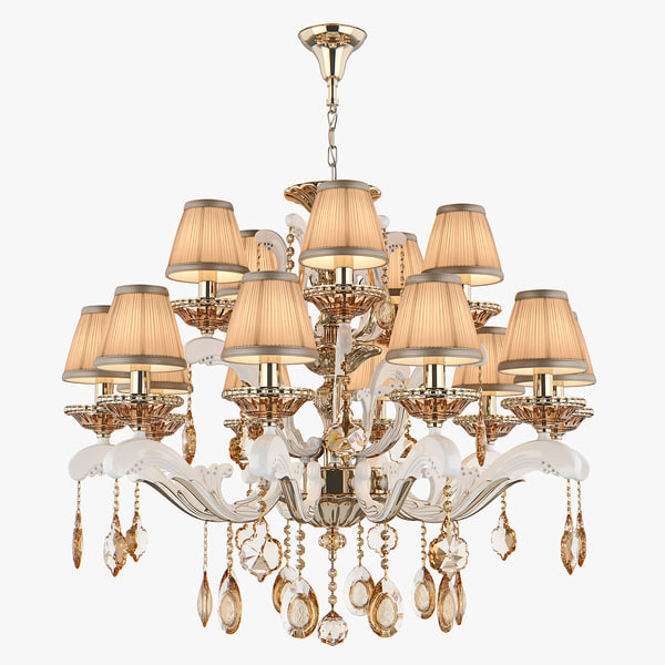 chandelier md 89228-10 5 3D