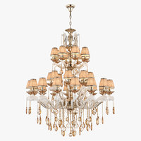 3D chandelier md 89228-32 osgona model