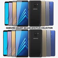 Samsung Galaxy A8 2018 & A8 Plus 2018 Collection