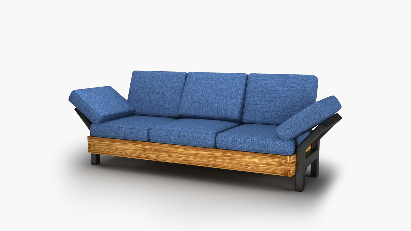 industrial sofa model