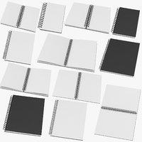 spiral sketchbooks 01 model
