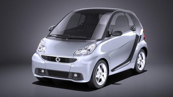 smart 42 fortwo model