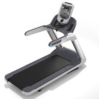 precor treadmill trm 835 3D model