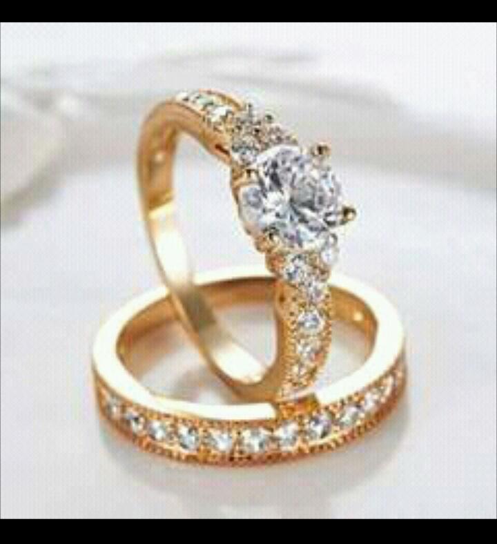3D model diamond ring gem