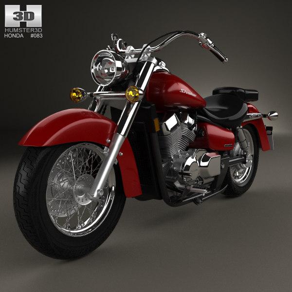 Harley Turbo Review: 3D Honda Shadow Aero