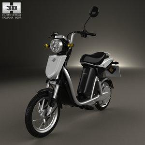 yamaha ec-03 ec 3D