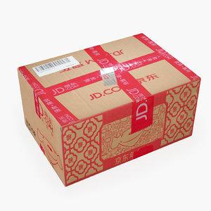 parcel 001 3D