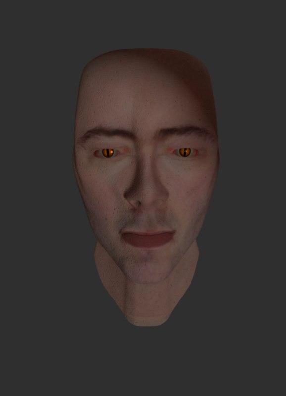 mask doctor doom model