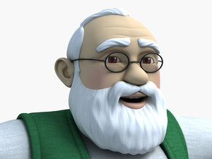 grandfather 3D