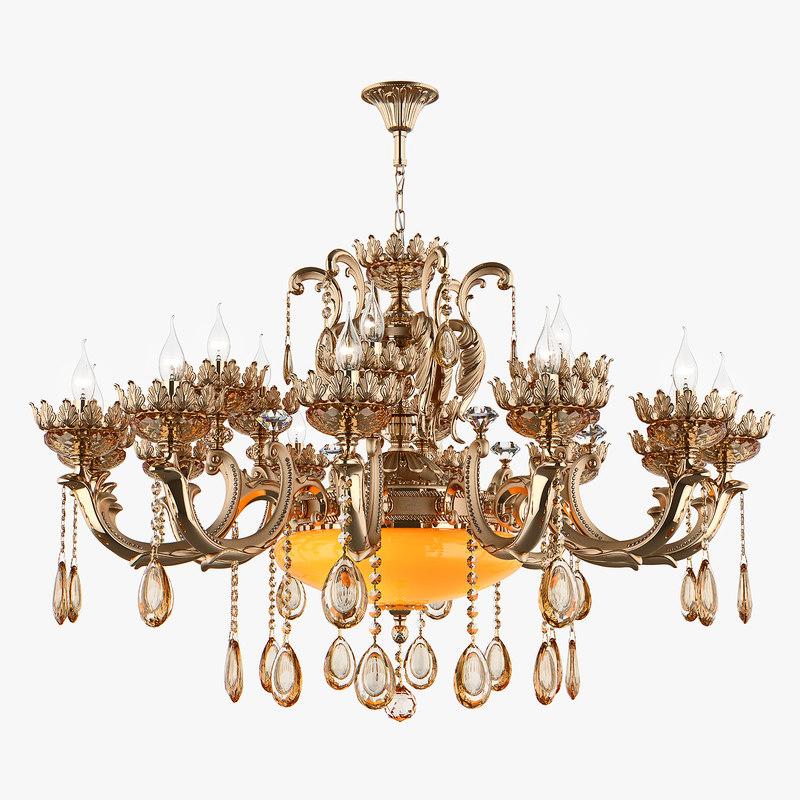 3D chandelier md 89325-12 6
