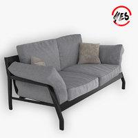 3D nice sofa 1