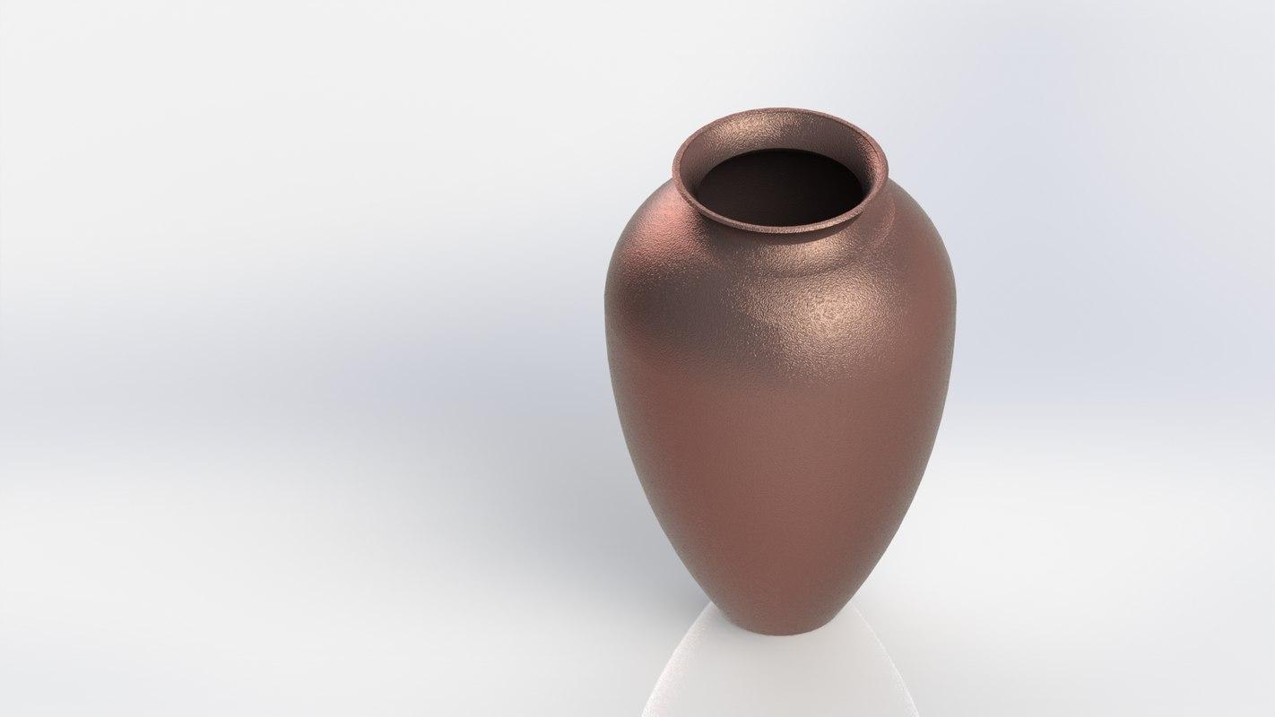 3D wase copper