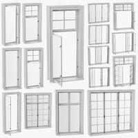 Window 3d Models For Download Turbosquid