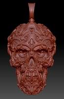 3D model of Skull