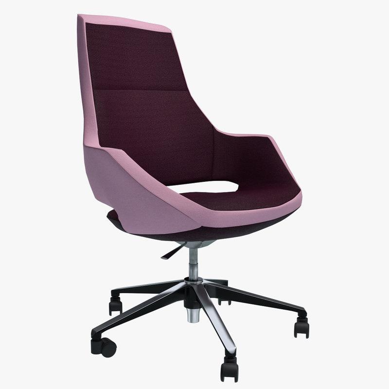 3D meet chair model
