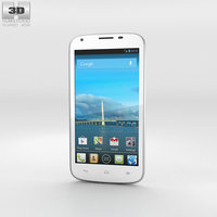 3D huawei ascend y600 model