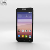 huawei ascend y550 3D model