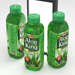 3D okf aloe vera king