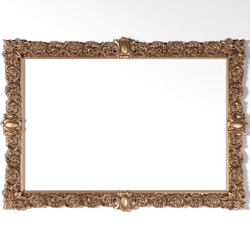 3D model frame x11 - TurboSquid 1236082