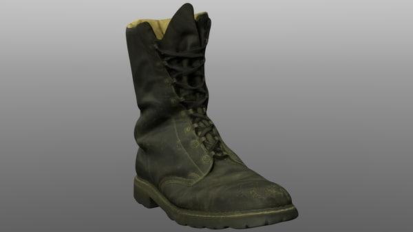 3D boot 1