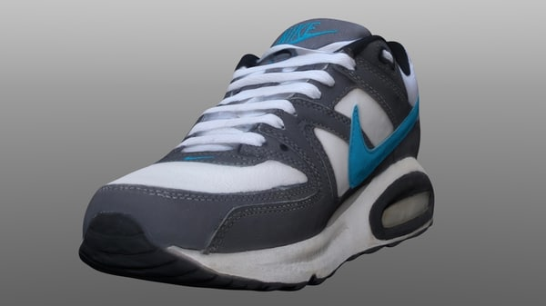 sneaker games 3D model