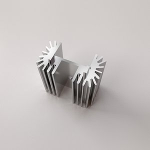 heatsink heat sink 3D model