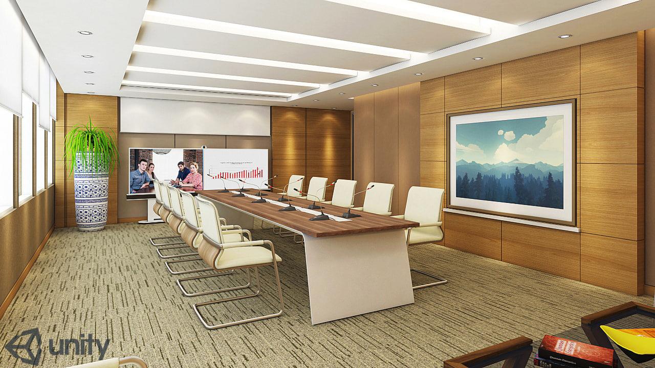 conferenceroom games 3D