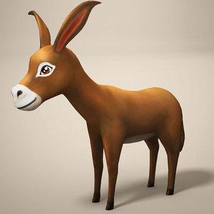 donkey model