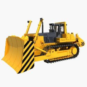 dozer bulldozer 3D
