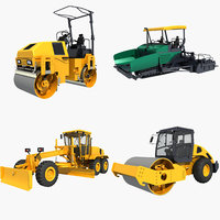 Collection Construction Vehicles 02