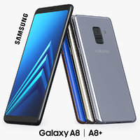 Samsung Galaxy A8 A8 plus 2018